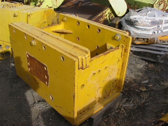 2004 Shop Made D65WX-15 Crawler Tractor Attachment For Sale
