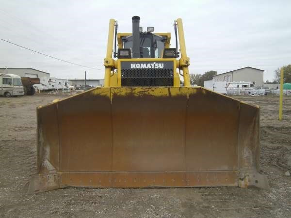 2011 Komatsu D85-BLADE Crawler Tractor Attachment For Sale