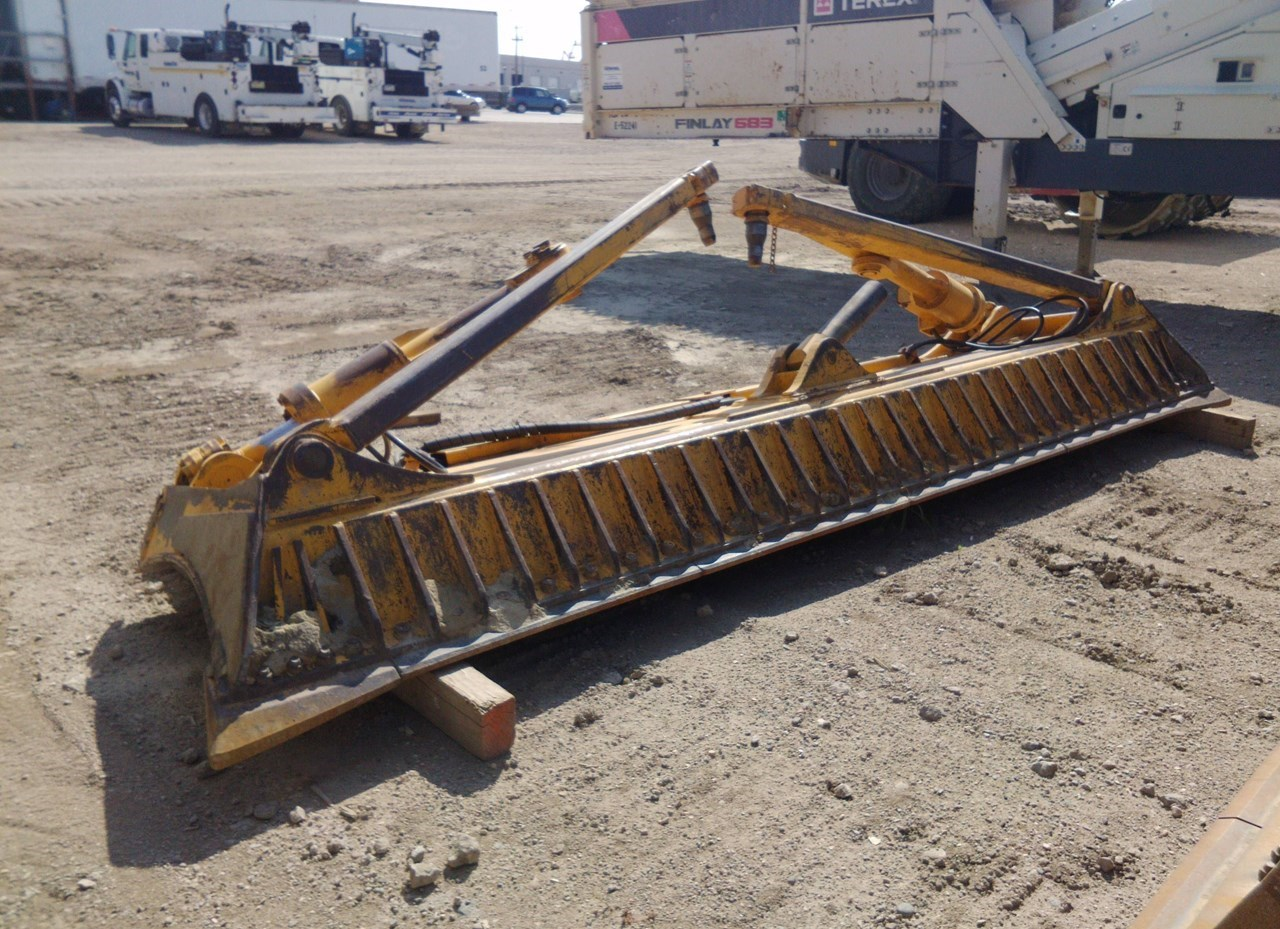 CWS D155-BLADE Crawler Tractor Attachment For Sale