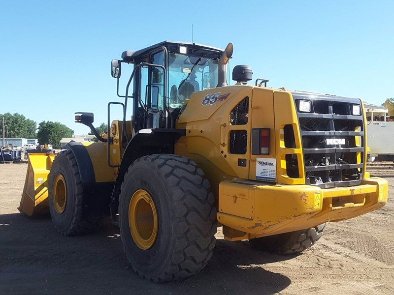2014 Kawasaki 85Z7 Loader For Sale