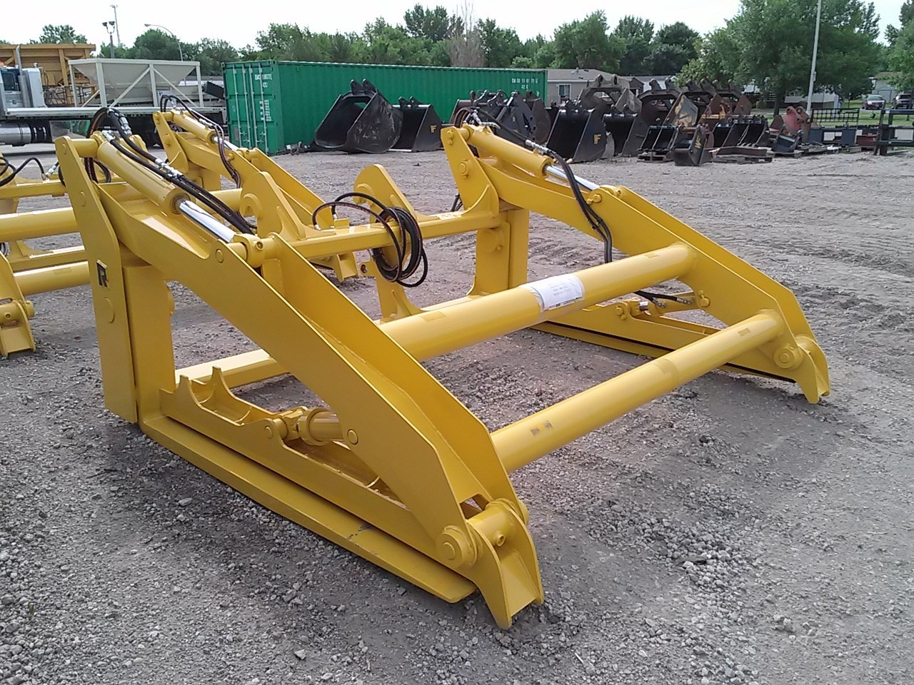 2014 Rockland WA320F-PG Loader Fork For Sale