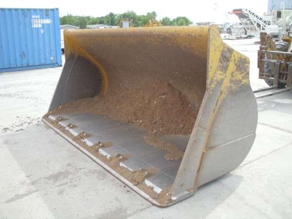 2011 Komatsu WA500B Loader Bucket For Sale