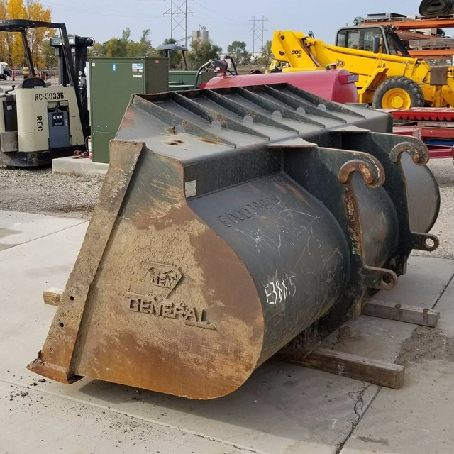 2012 GEM WA380B Loader Bucket For Sale