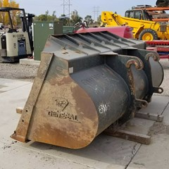 Loader Bucket For Sale:  2012 GEM WA380B