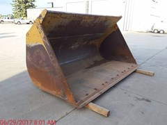 Loader Bucket For Sale:  Shop Made WA470B