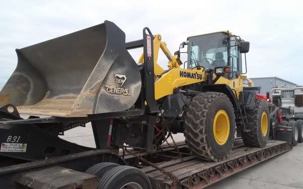 2014 GEM WA200B Loader Bucket For Sale