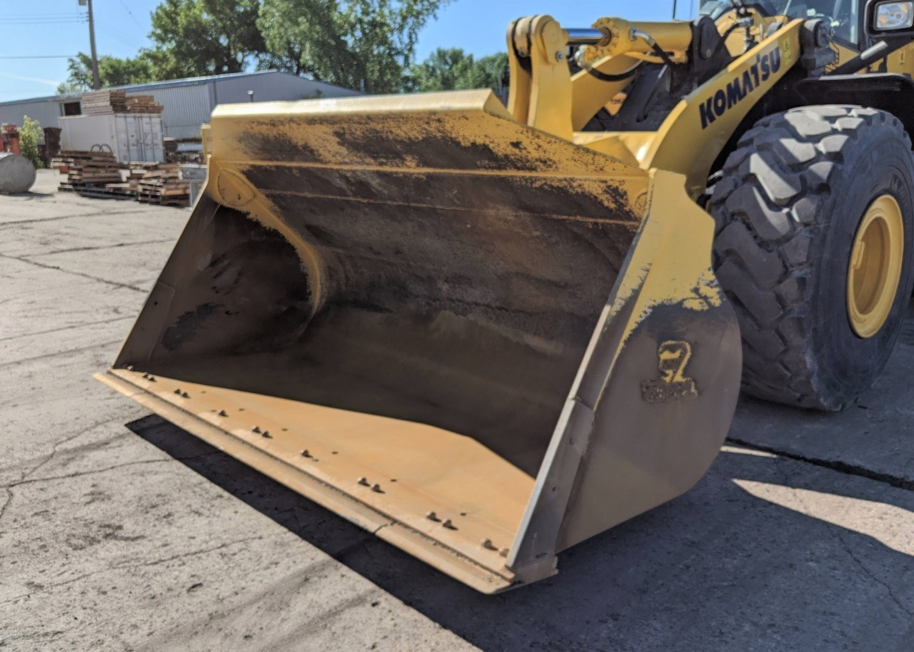 2015 GEM WA470B Loader Bucket For Sale