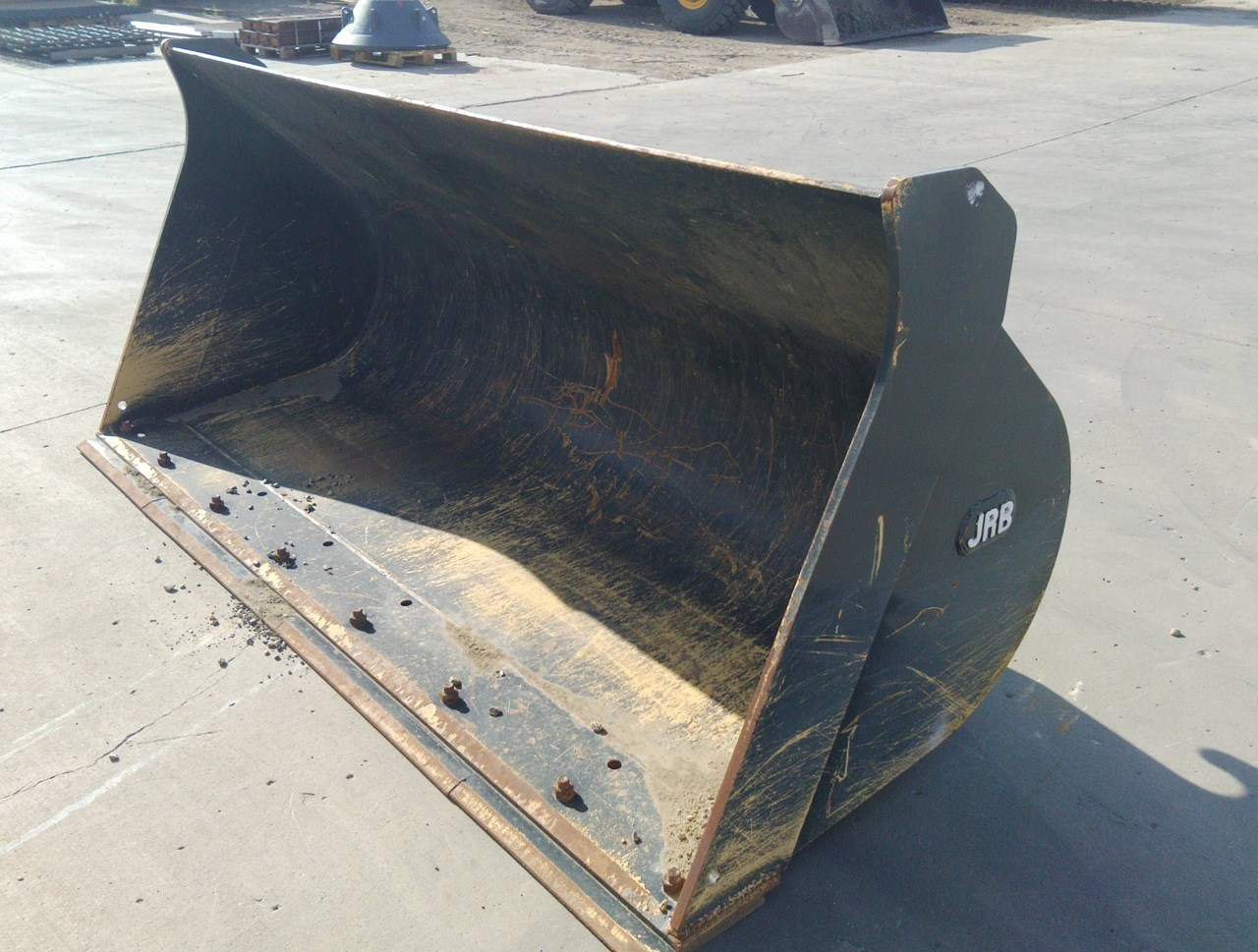 JRB WA200B Loader Bucket For Sale