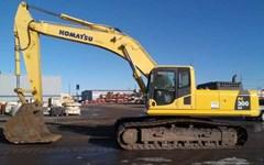 Excavator For Sale:  2007 Komatsu PC300LC-8