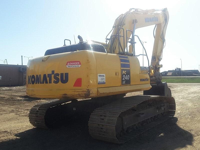 2014 Komatsu PC240LC-10 Excavator For Sale