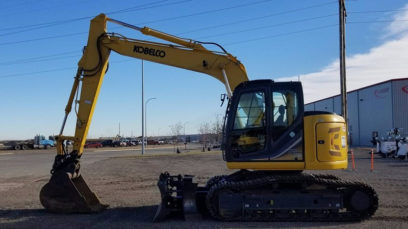 2013 Kobelco ED160BR Excavator For Sale