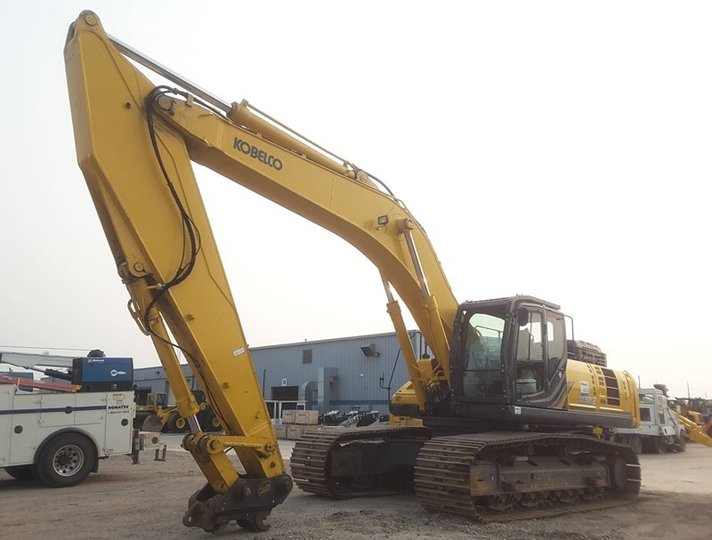 2014 Kobelco SK500LC-9 Excavator For Sale