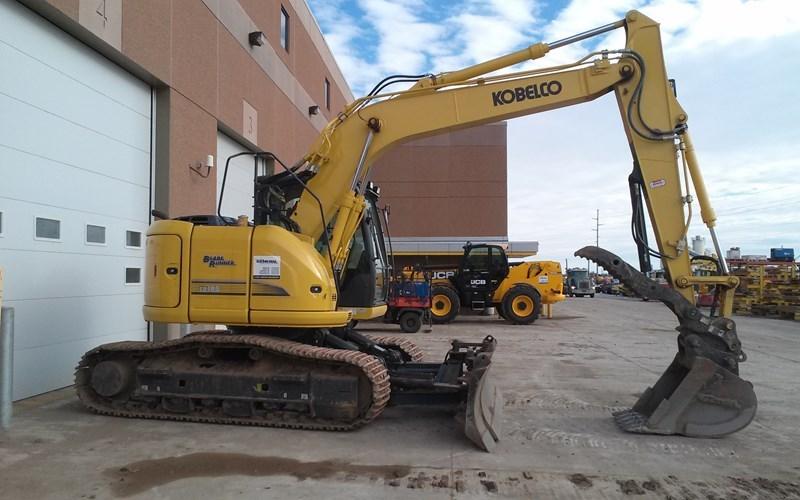2013 Kobelco ED160BR Excavator For Sale