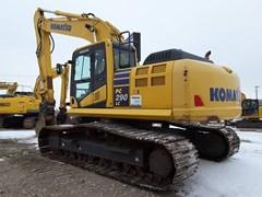 Excavator For Sale:  2015 Komatsu PC290LC-10