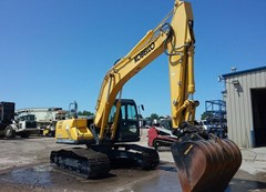Excavator For Sale:  2015 Kobelco SK210LC-9