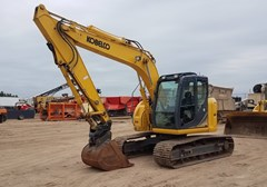 Excavator For Sale:  2015 Kobelco SK140SRLC-3