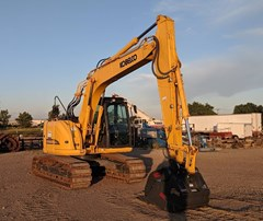 Excavator For Sale:  2016 Kobelco SK140SRLC-3
