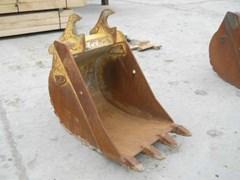 Excavator Bucket For Sale:  WBM PC138GP27