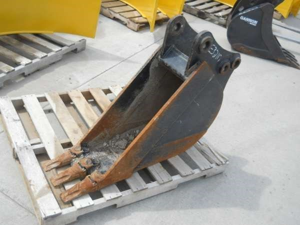 2007 Shop Made PC55GP12 Excavator Bucket For Sale