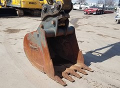 Excavator Bucket For Sale:  2014 Rockland SK260GP48