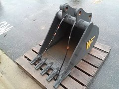 Excavator Bucket For Sale:  2014 WAHPETON FABRICATION SK85GP24