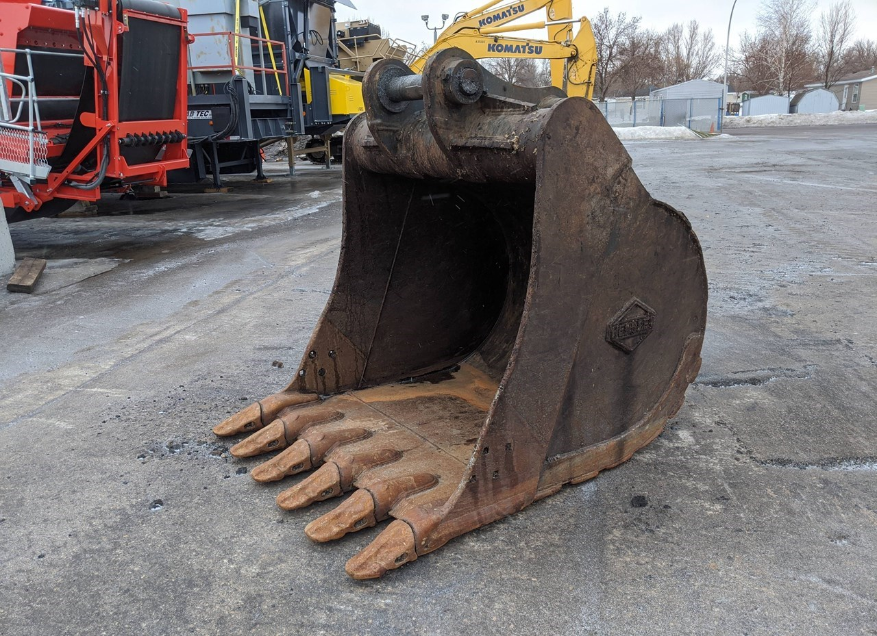 2014 Hensley PC490GP60 Excavator Bucket For Sale