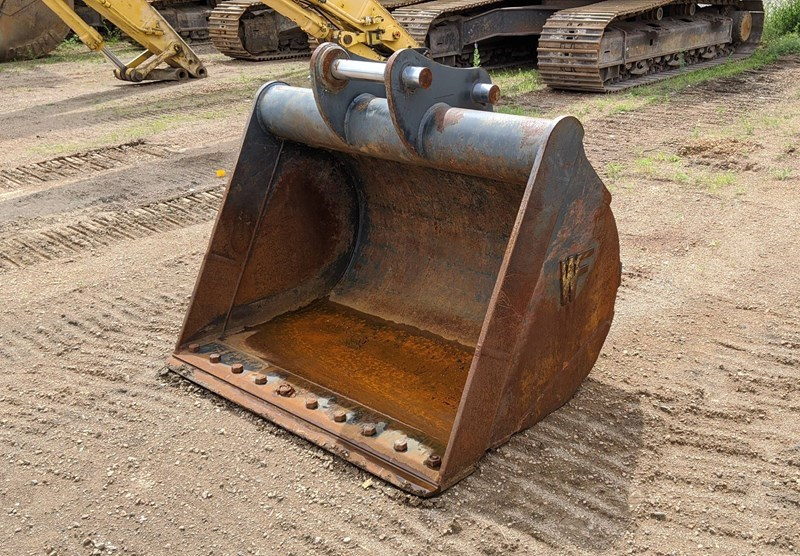 2014 WAHPETON FABRICATION PC170D60 Excavator Bucket For Sale