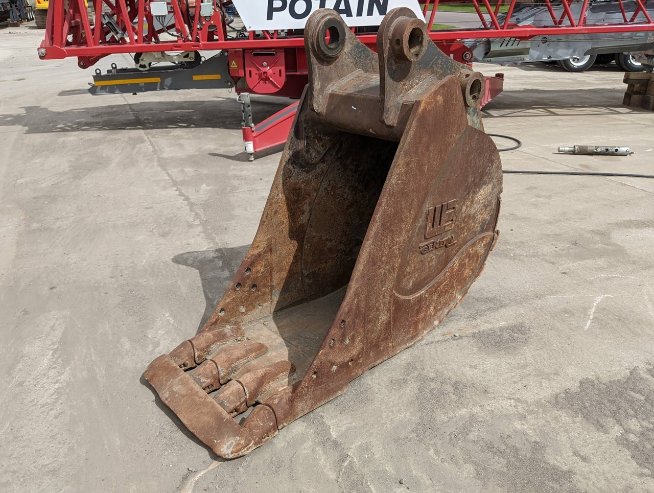 2014 Werk-Brau PC360GP30 Excavator Bucket For Sale