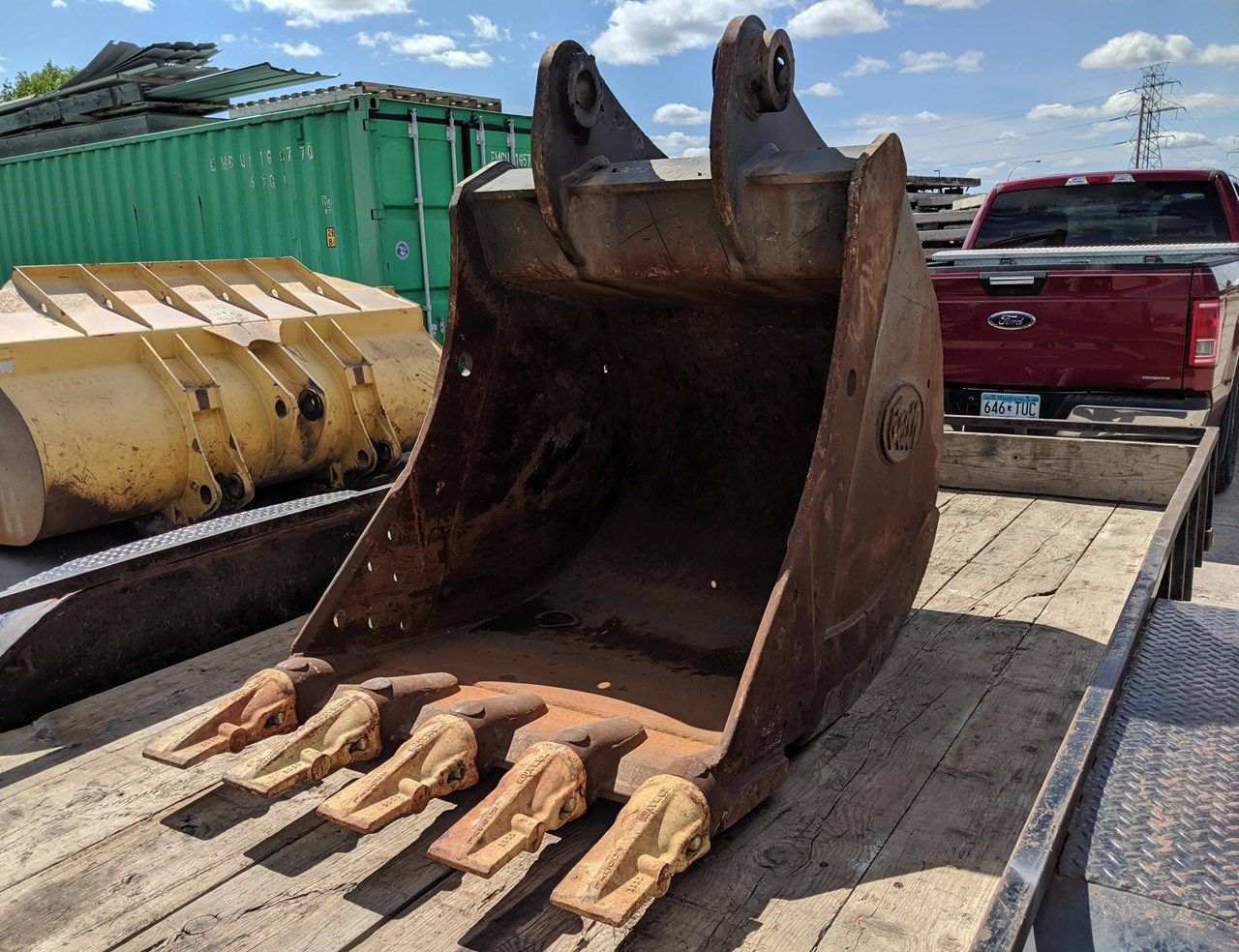 2015 Geith PC360GP42 Excavator Bucket For Sale
