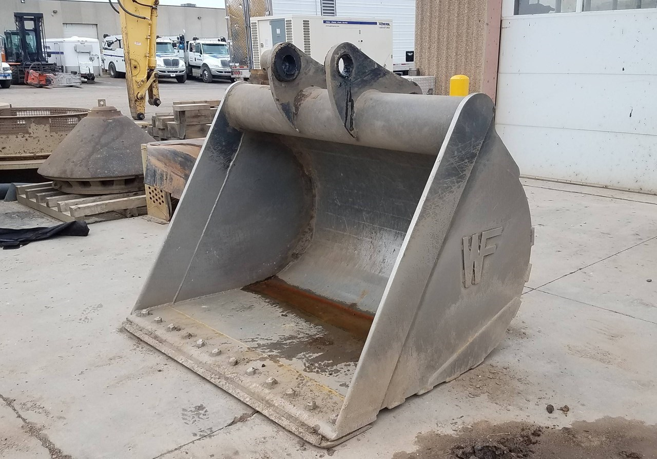 2015 WAHPETON FABRICATION SK350D72 Excavator Bucket For Sale
