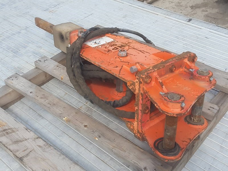 2011 NPK GH-2 Excavator Attachment For Sale