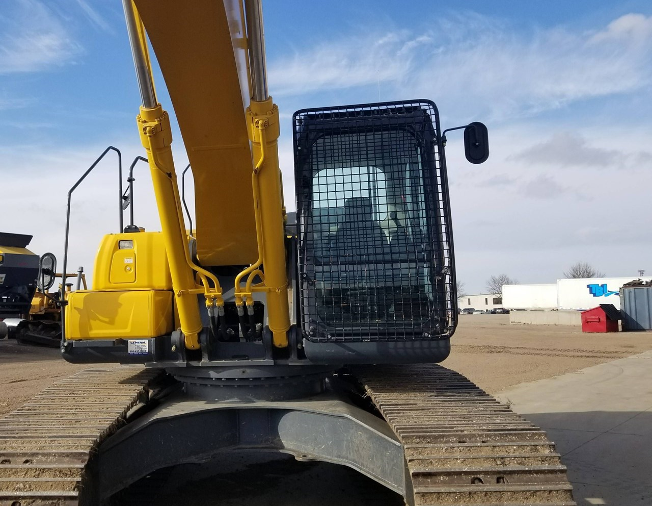2013 HydrauliCircuit Technology, Inc CABGUARD Excavator Attachment For Sale