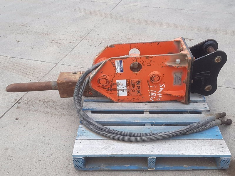 2013 NPK GH-3 Excavator Attachment For Sale
