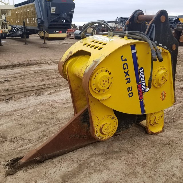 2014 Hensley XR-20 Excavator Attachment For Sale