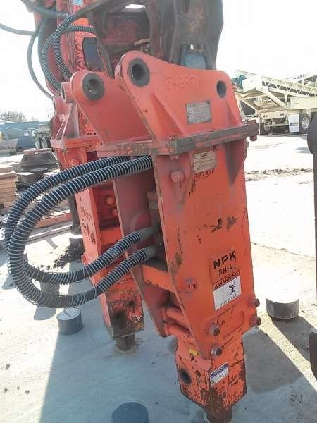 2014 NPK PH-4 Excavator Attachment For Sale