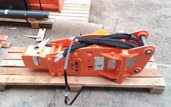 2015 NPK PH-2 Excavator Attachment For Sale