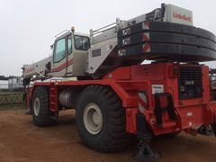 Crane For Sale:  2012 Link Belt RTC-8090 II