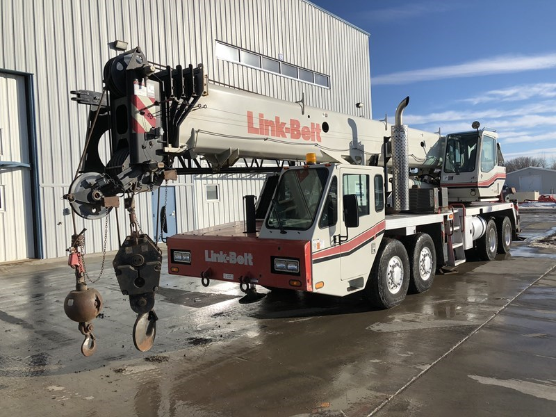 2006 Link Belt HTC-8690 Crane For Sale