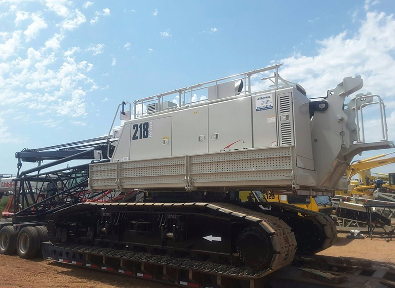 2015 Link Belt 218 HSL Crane For Sale