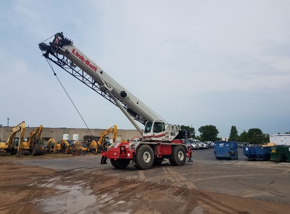 2015 Link Belt RTC-8090 II Crane For Sale