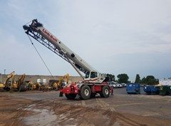 Crane For Sale:  2015 Link Belt RTC-8090 II