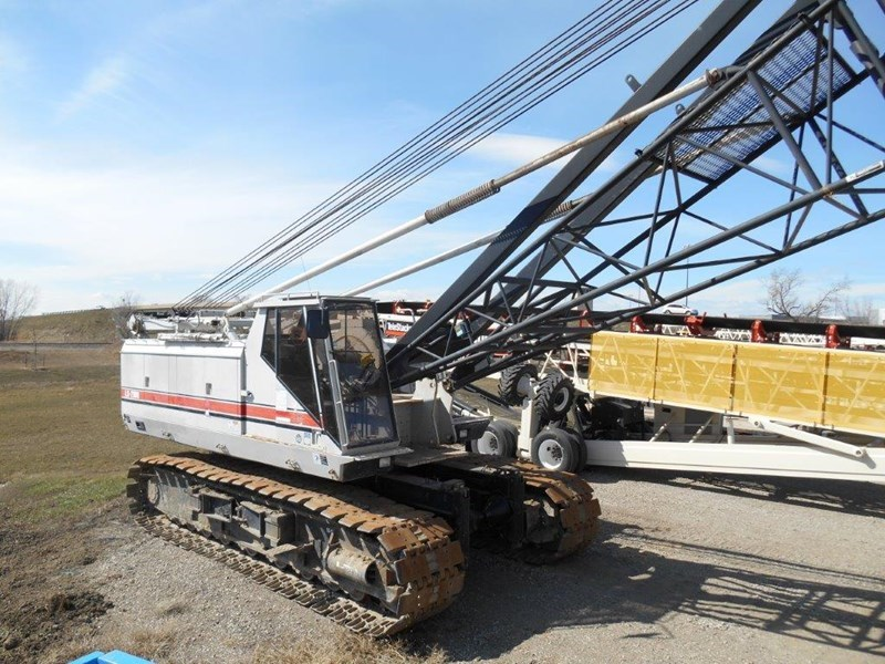 1999 Link Belt LS-218H Crane For Sale