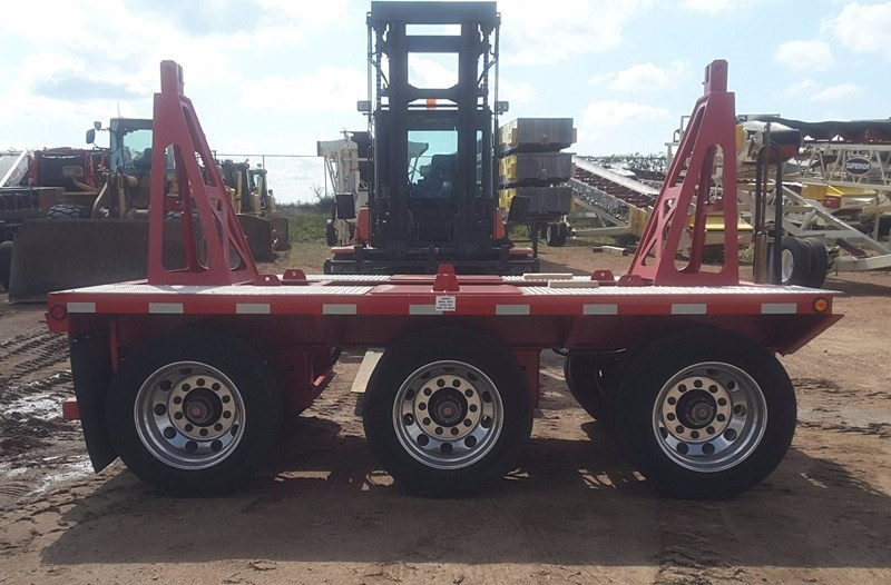 2013 LYTON TRAILERS BD863CF140 Crane Attachment For Sale