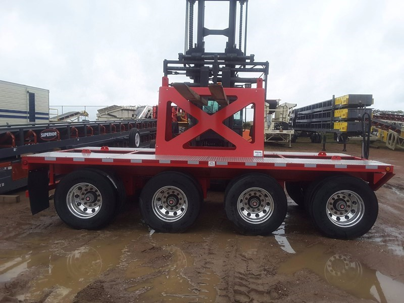 2014 LYTON TRAILERS BD864CS275 Crane Attachment For Sale