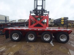 Crane Attachment For Sale:  2014 LYTON TRAILERS BD864CS275