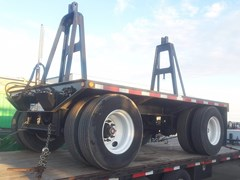 Crane Attachment For Sale:  2014 LYTON TRAILERS BD862WF100