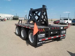 Crane Attachment For Sale:  2014 LYTON TRAILERS BD863CF275