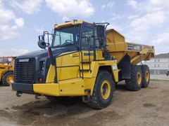 End Dump Truck For Sale 2015 Komatsu HM300-5