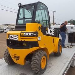 Forklift For Sale:  2012 JCB TLT30D4X4