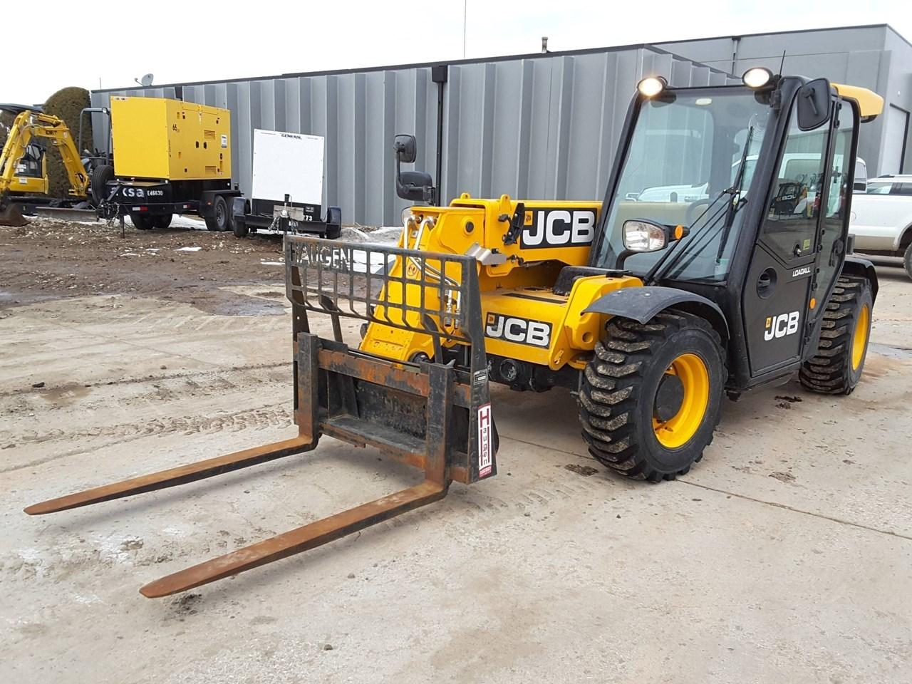 2015 JCB 525-60 Forklift For Sale
